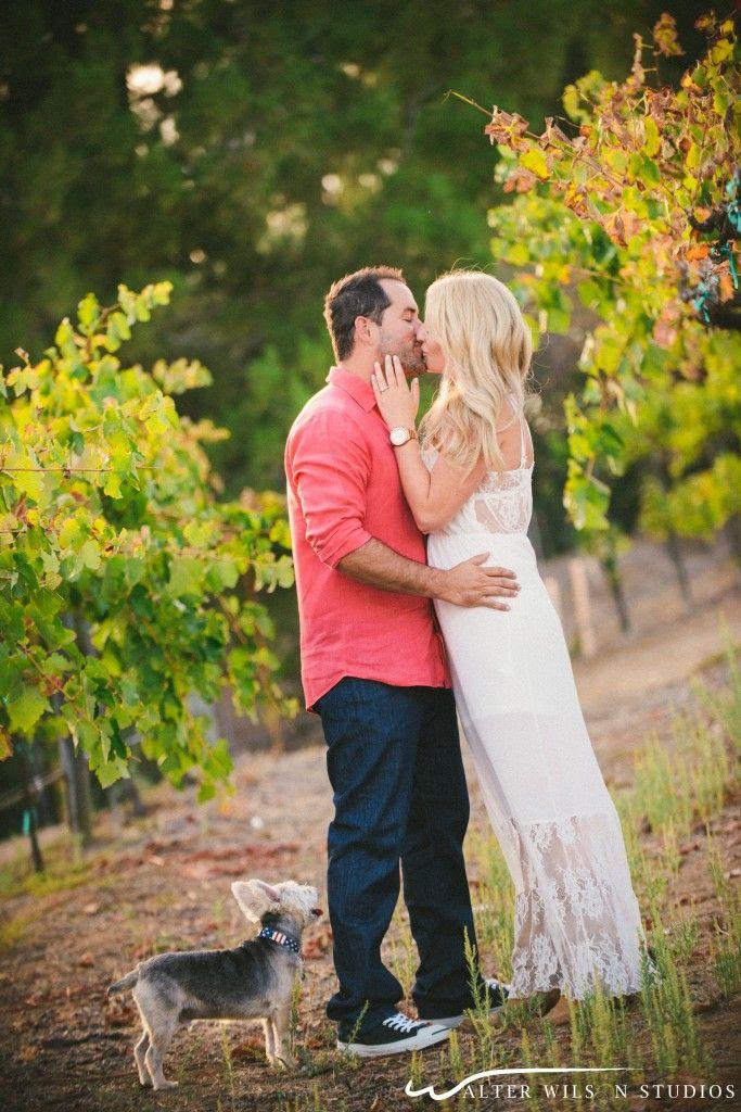 Nicole + Darin :: San Pasqual Valley Engagement » Walter Wilson Studios