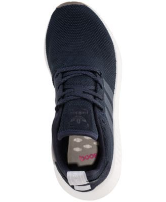 693b7c90589f2 adidas Women s Nmd R2 Casual Sneakers from Finish Line - Blue 6.5 ...