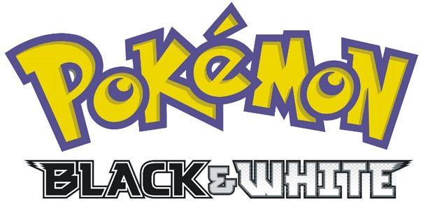 Pokemon Black White Logo Eps Pdf Files Vector Eps Free Download Logo Icons Brand Emblems Pokemon Logo Pokemon Black Pokemon