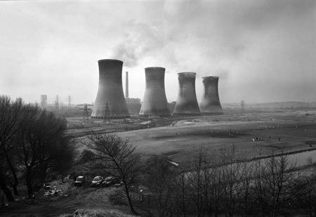 John Davies, Agecroft Power Station
