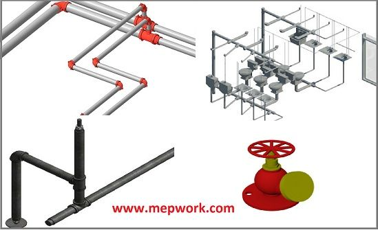 Download Free Revit MEP Families for Plumbing and Fire Sprinklers