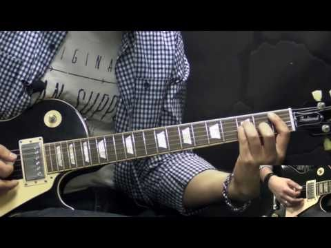 Prince - Purple Rain - Rock Guitar Lesson (w/Tabs, Buy Solo Lesson ...