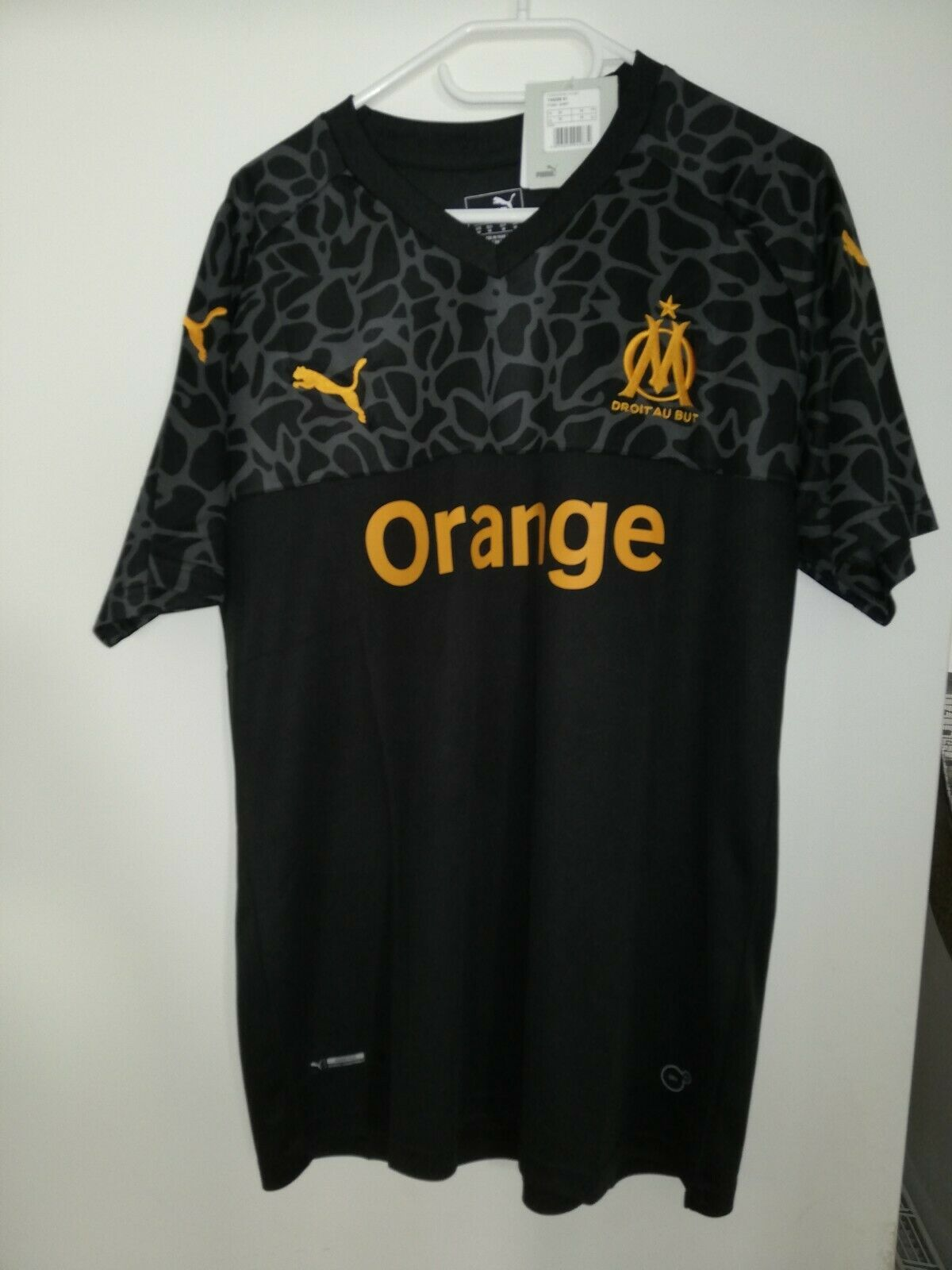Maillot OM OLYMPIQUE DE MARSEILLE 2019 2020 taille M