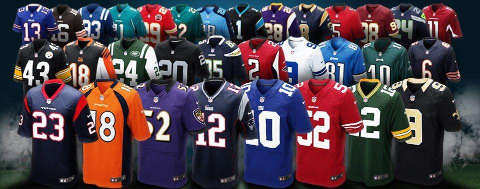 nfl football jerseys