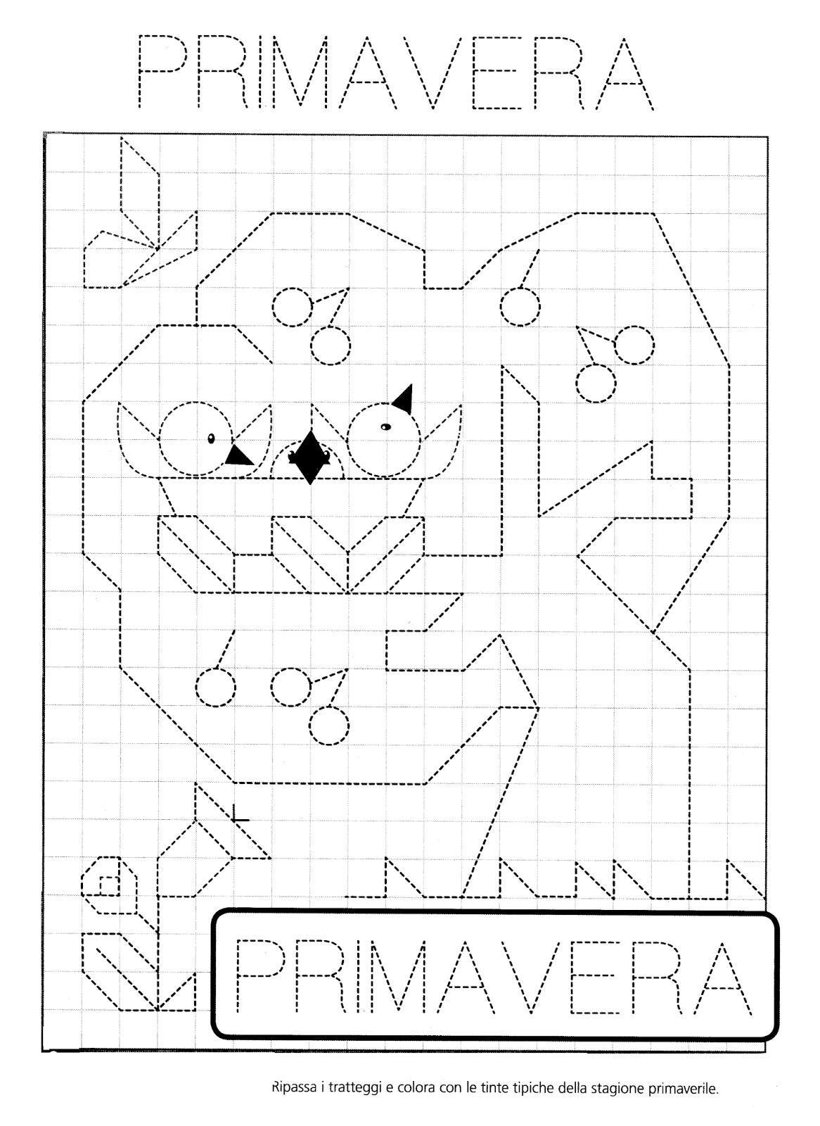 Primavera | cuaderno de dibujos en cuadros | Pinterest | Primavera ...