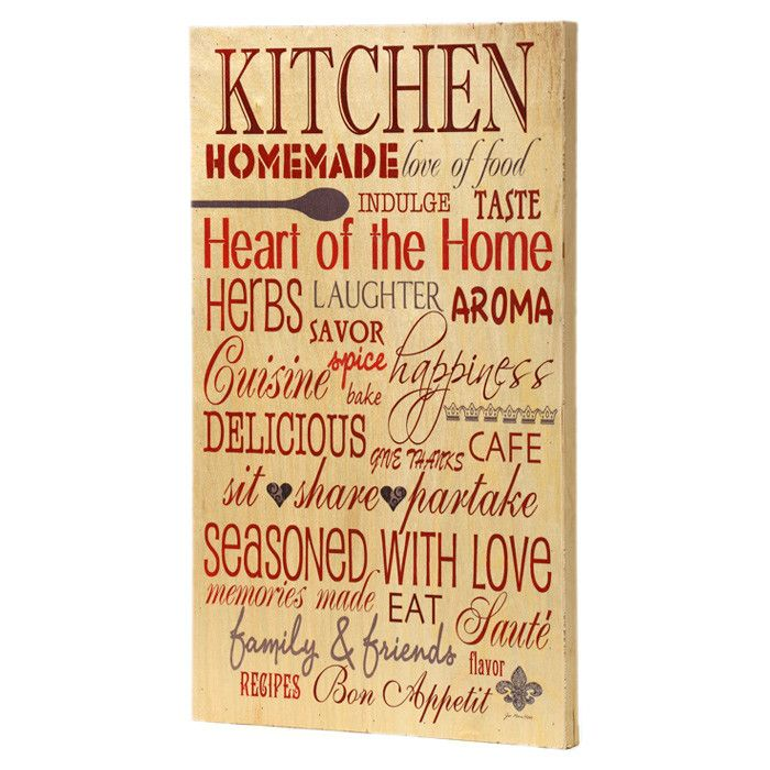 Love this Heart of the Home Wall Decor | Home Accessories ...