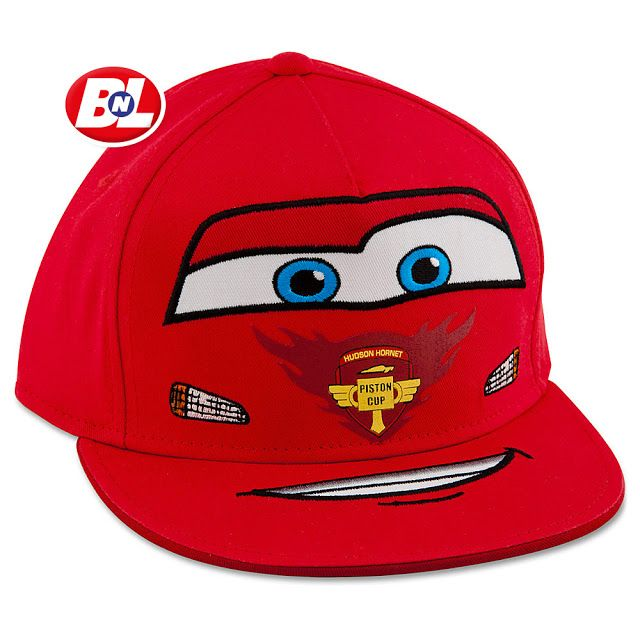 1d91003e9c1 Cars  Lightning McQueen Hat for Boys - Personalizable