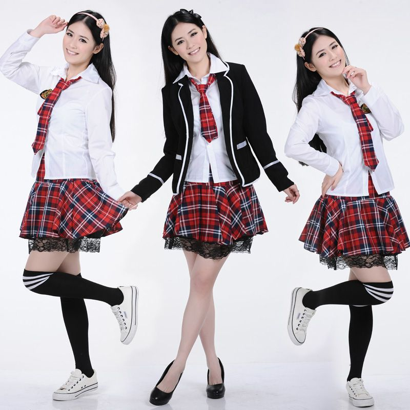 Gallery For > Korean School Uniforms For Girls And Boys ...
