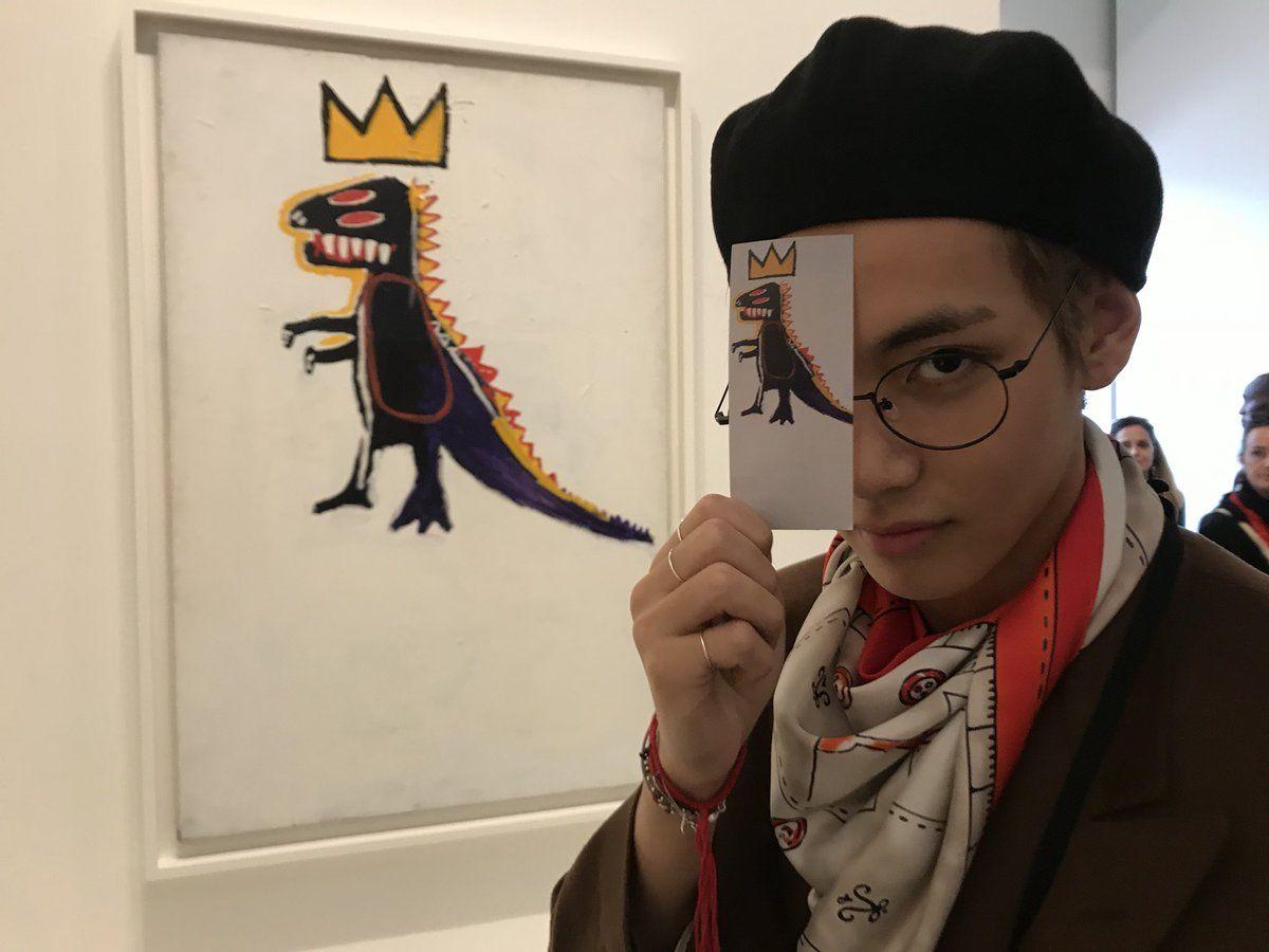 taehyung basquiat 0425