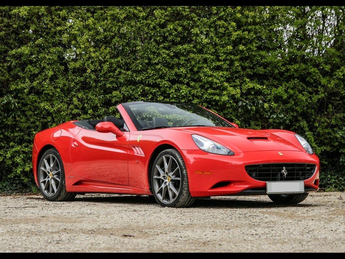 The Trade Archive Touring Ferrari Ferrari California