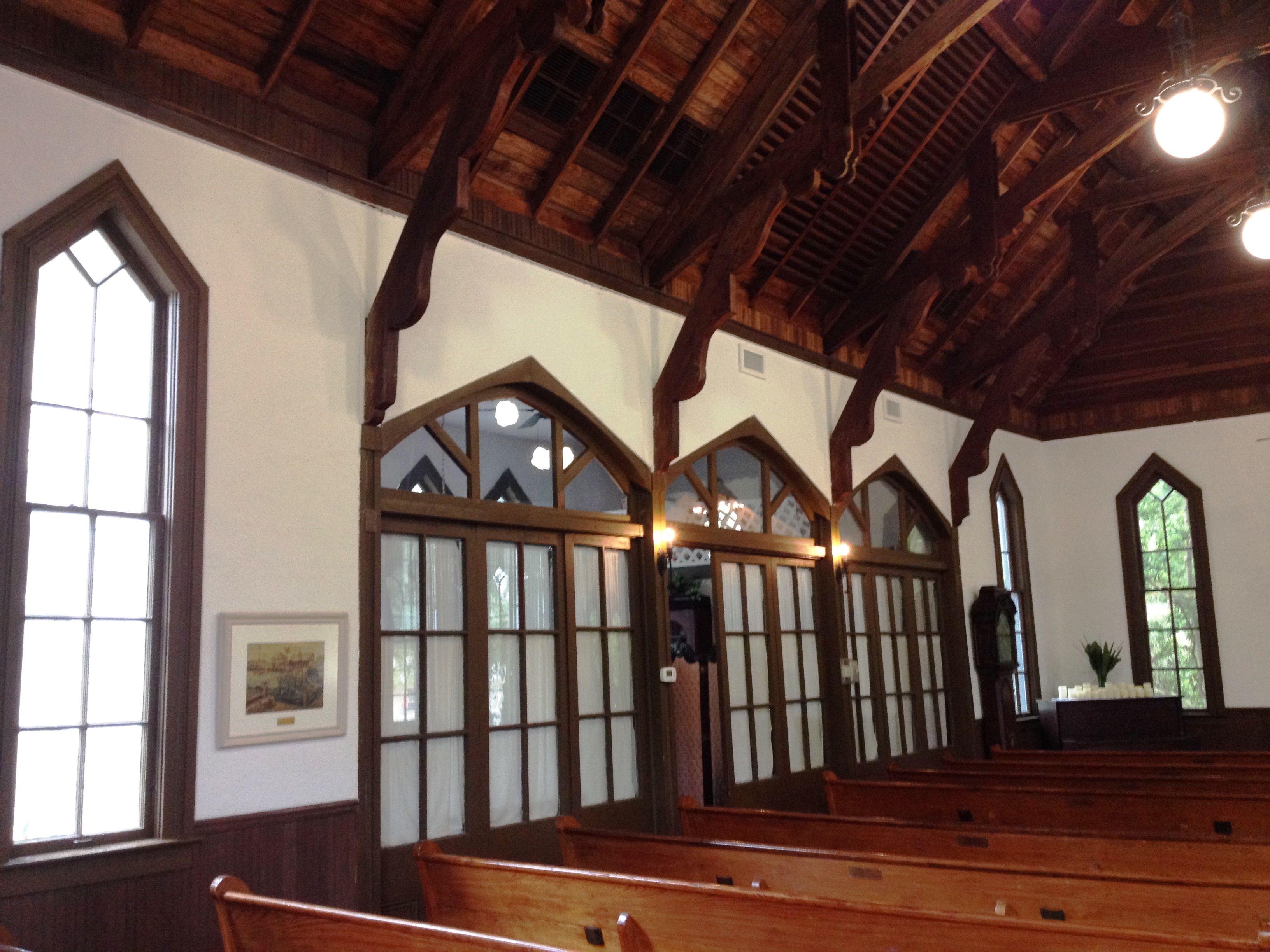 Renewing Your Vows Venue West Orange: Historic St Andrews Memorial Chapel