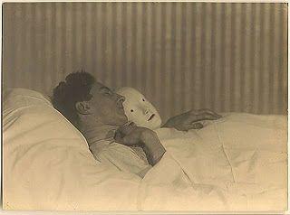 Jean Coteau by Berenice Abbott, 1927