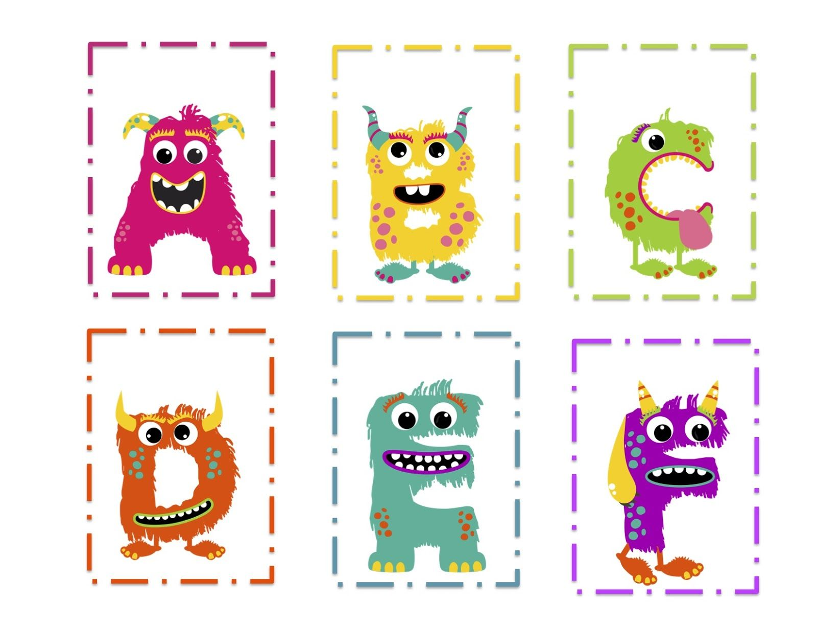 Preschool Alphabet Printables