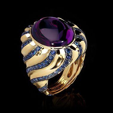Кольцо Arizona - купить в Mousson Atelier