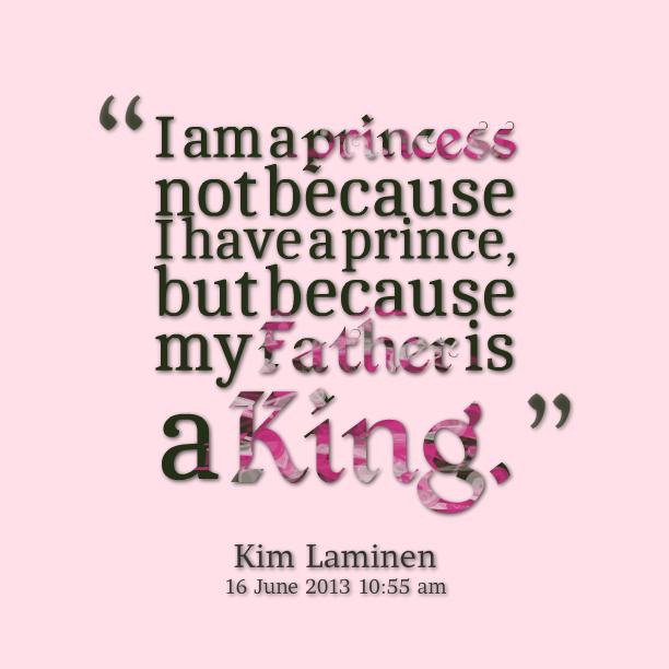 I Am A Princess Quotes Quote Addicts Princess Ideas Pinterest