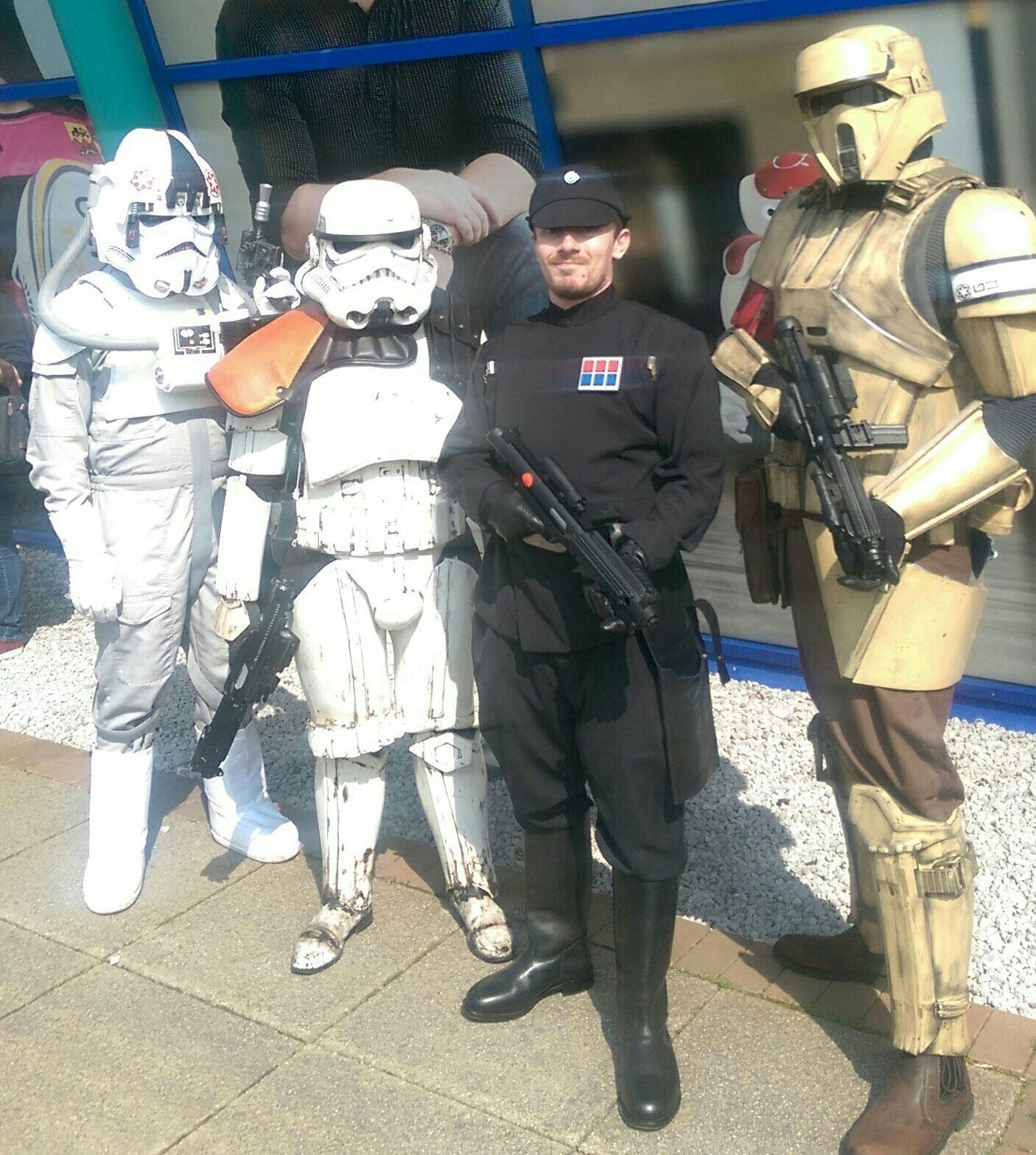 star wars costumes and