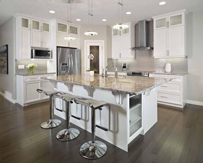 Kitchens Photo Gallery | Edmonton Home Builders | House ideas ...