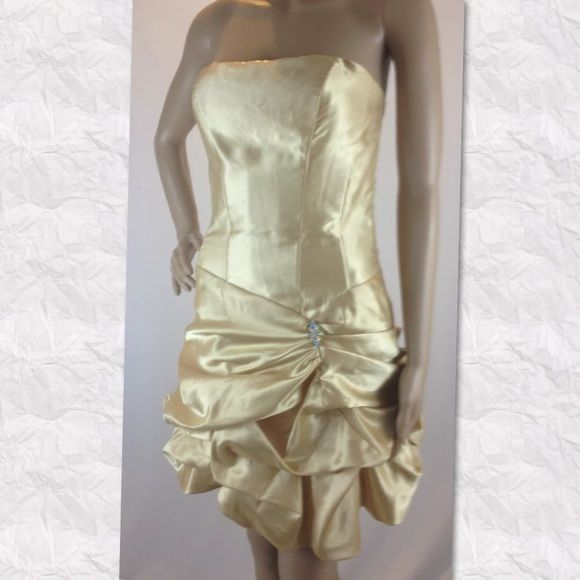Jessica McClintock gunne sax dress prom party 28inches in length in ...
