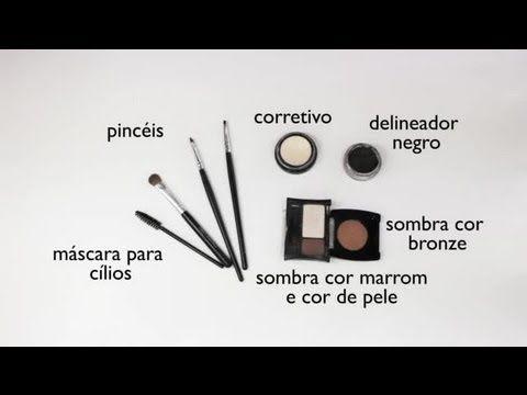 Assista esta dica sobre Como maquiar seus olhos com cor bronze : Dicas para maquiagem e muitas outras dicas de maquiagem no nosso vlog Dicas de Maquiagem.