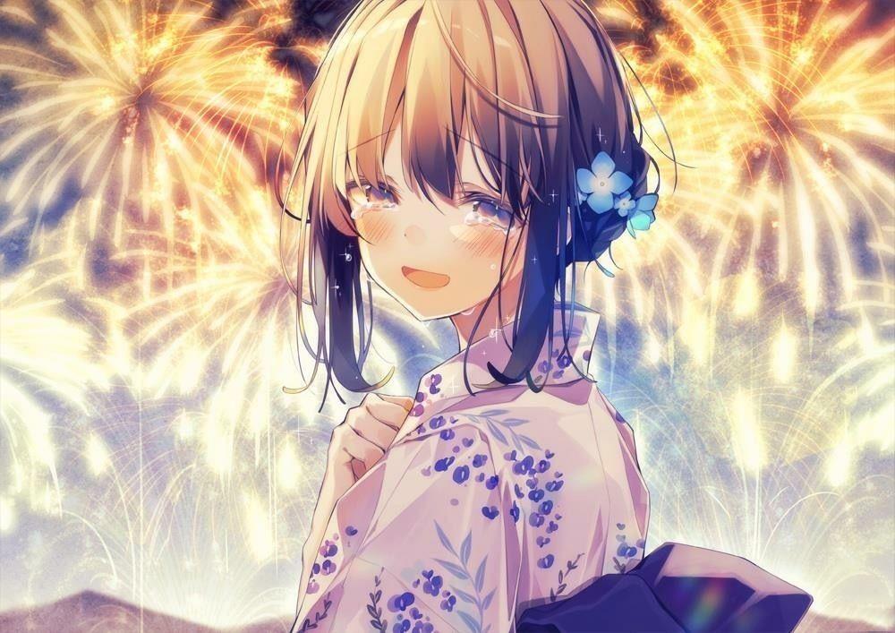 Anime AnimeGirl image Kawaii Art Cute Beautiful