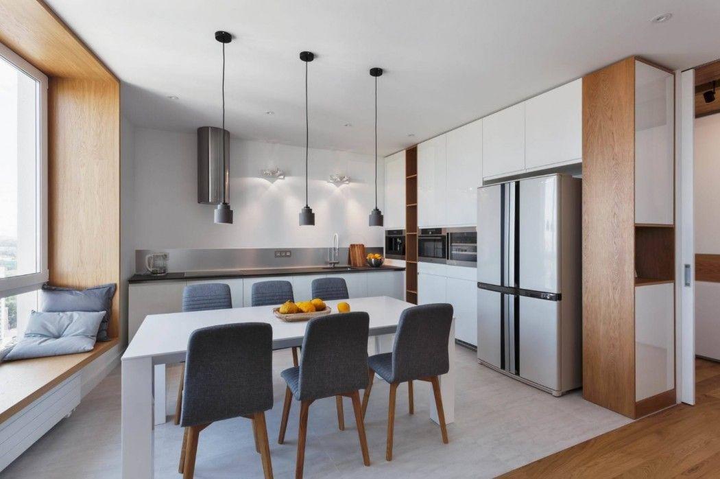 дизайн кухни фото 2019 6