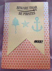 Pirate Card |
