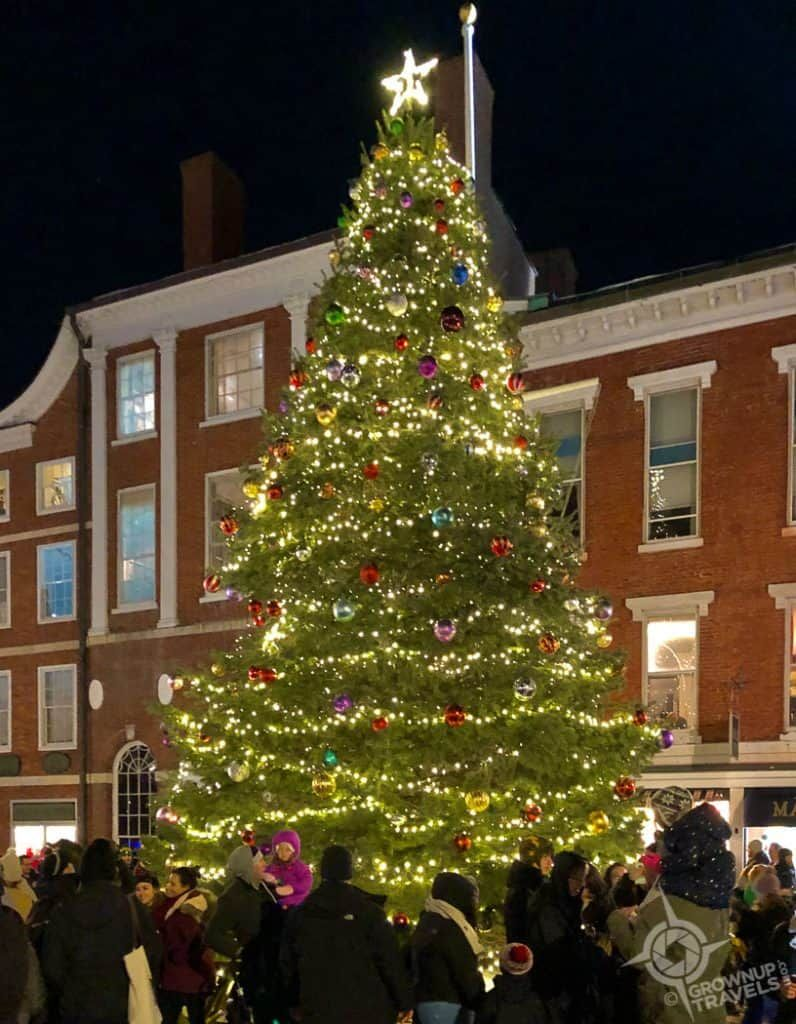 Portsmouth, New Hampshire The best Christmas town in the