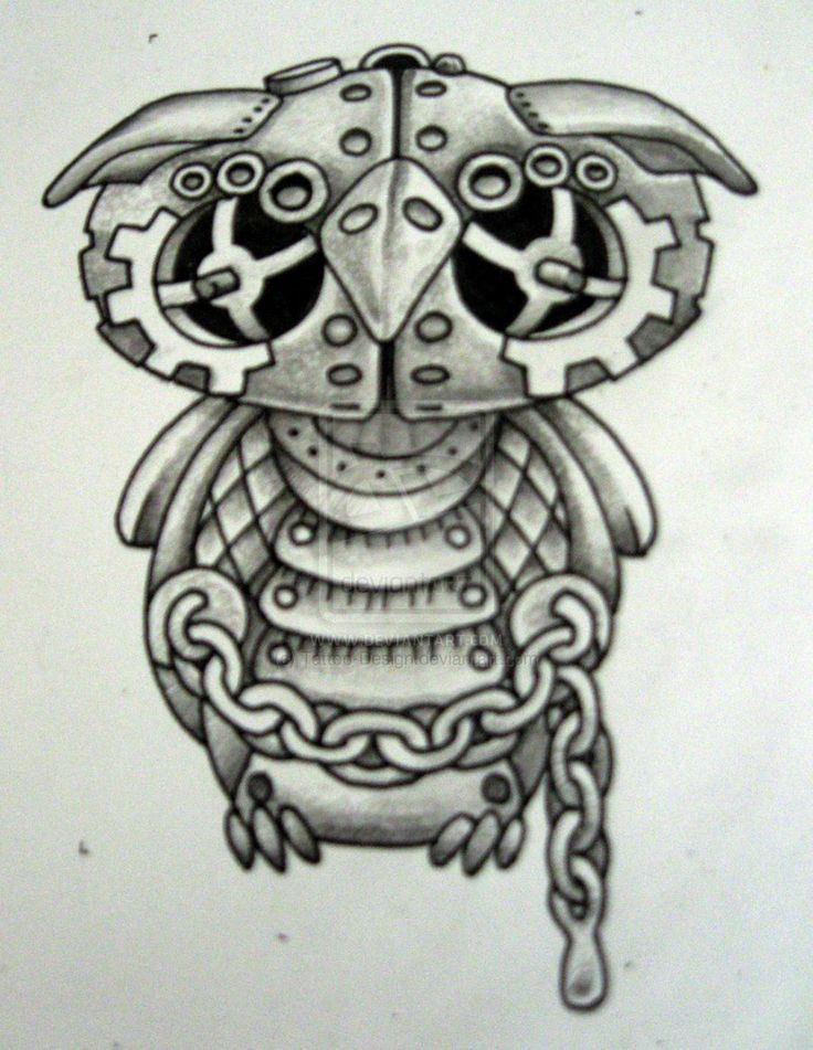 Owl steampunk drawings google search steampunk owls for Easy steampunk ideas