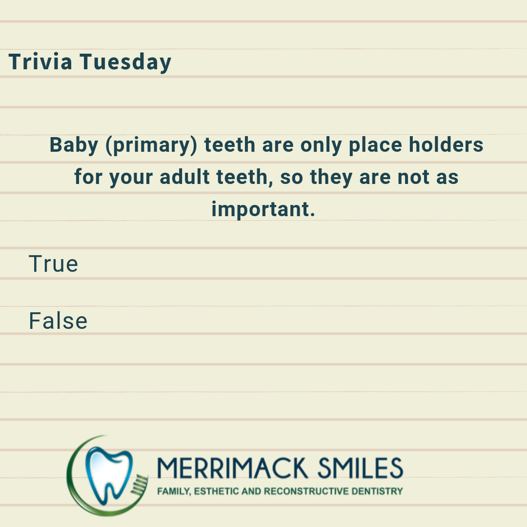 Trivia Tuesday! What do you think? Check in with us