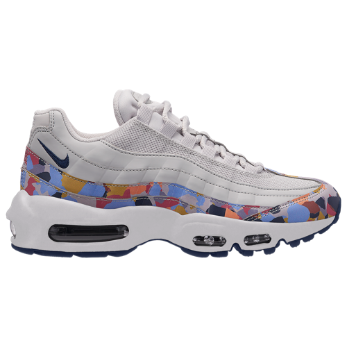 Nike Air Max 95 suede, mesh and leather sneakers | Nike