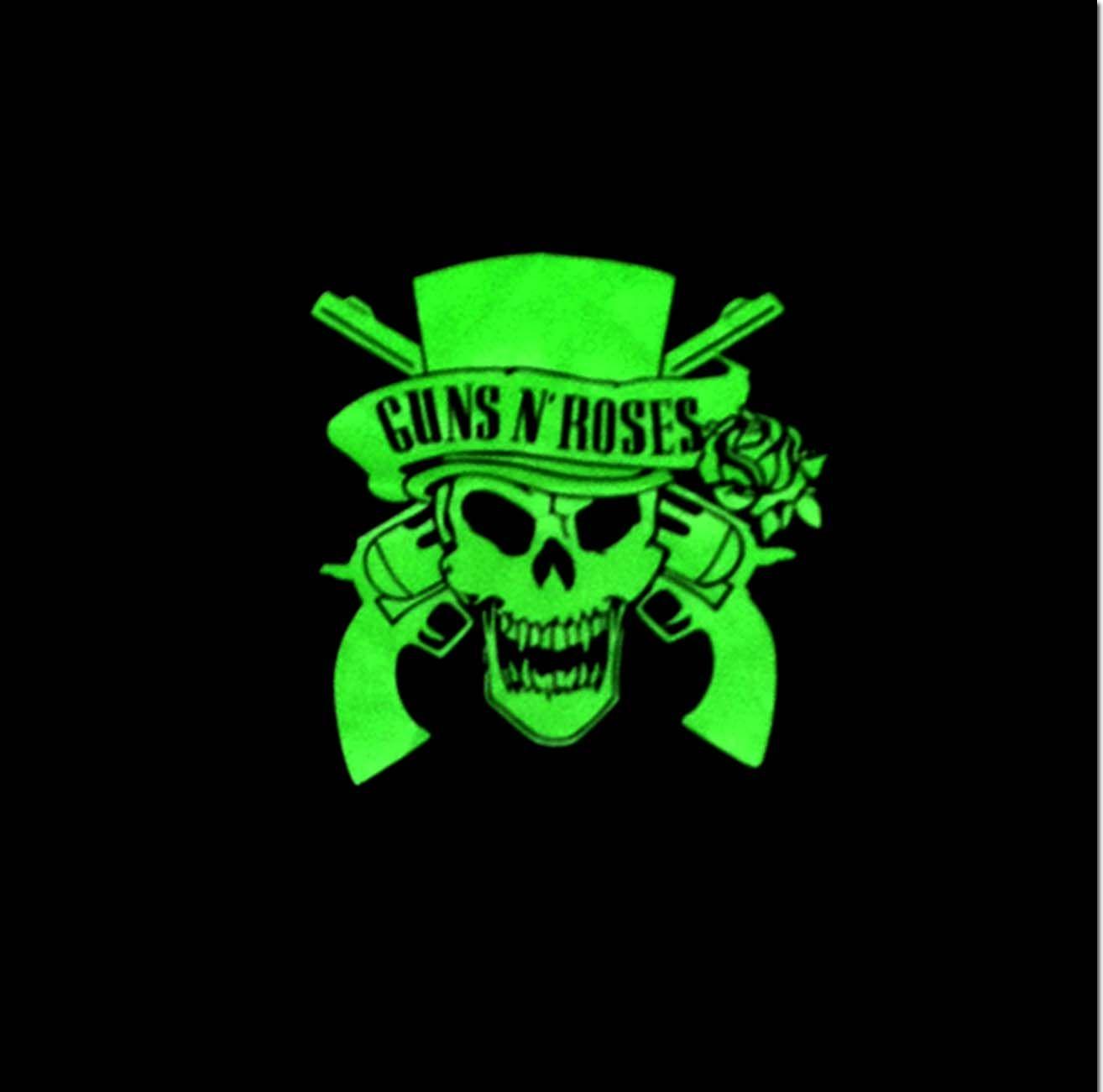 Camiseta Importada Guns 'N Roses - Brilha no Escuro!