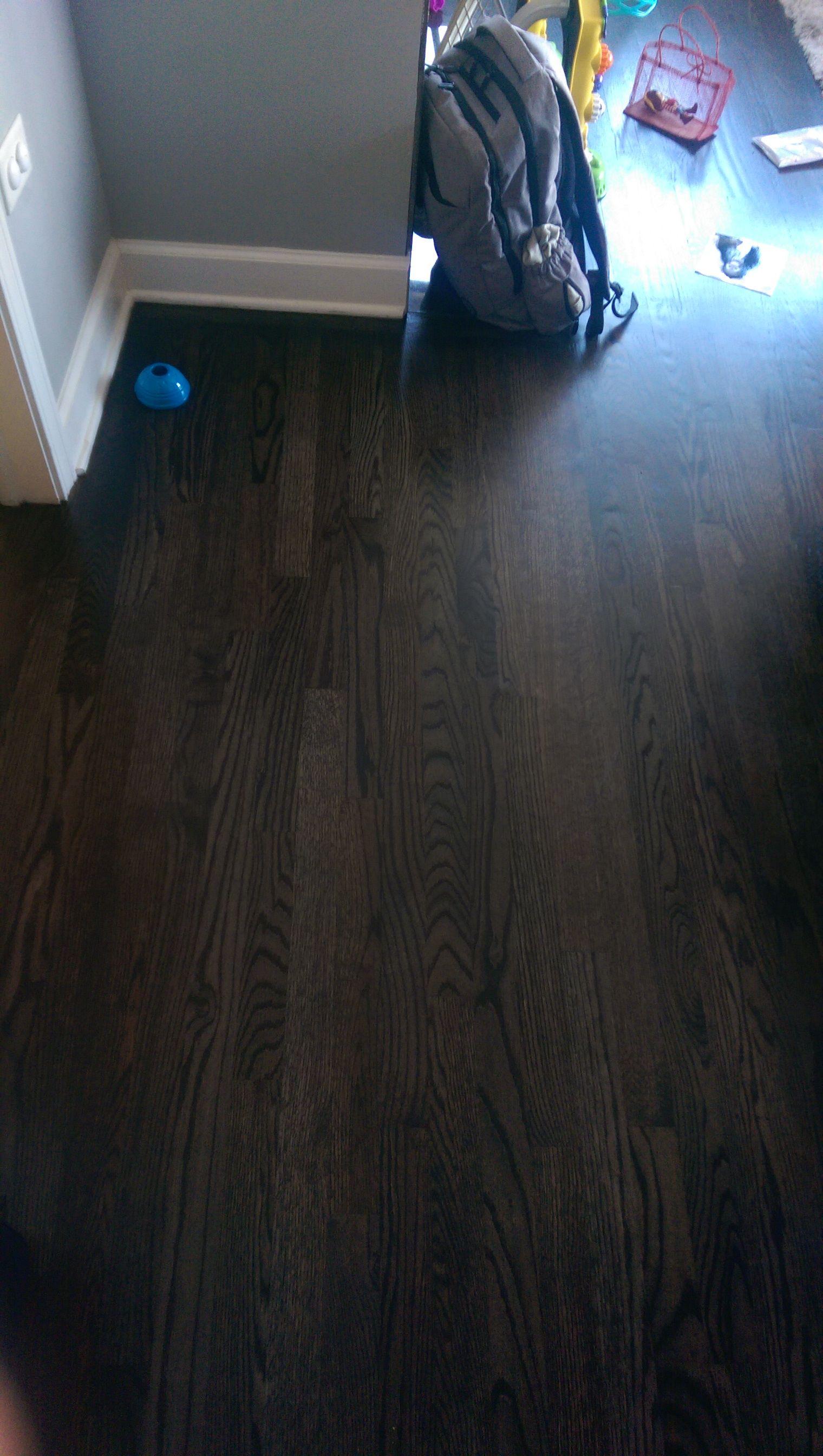 Graphite Stain Flooring Hardwood Floor Colors Oak Floor Stains