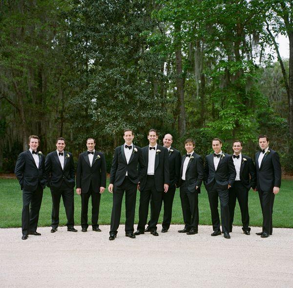 Dapper gents.  A Bryan Photo.