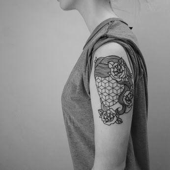 Andrea Volari's new ink tattoo