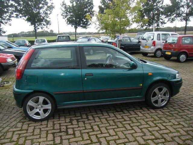 Fiat Punto 1.6 Sporting