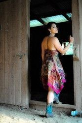 Bohemian Princess Dress