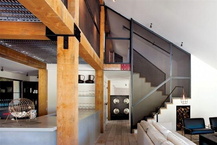 Modern Rustic Interior · Interior Design Of HouseHome ...
