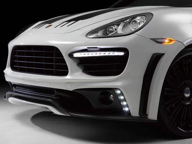 Wald International Reveals Porsche Cayenne Black Bison Edition