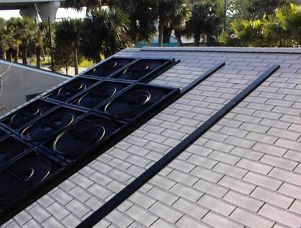 My Homemade Solar Pool Heater Solar pool heater, Pool