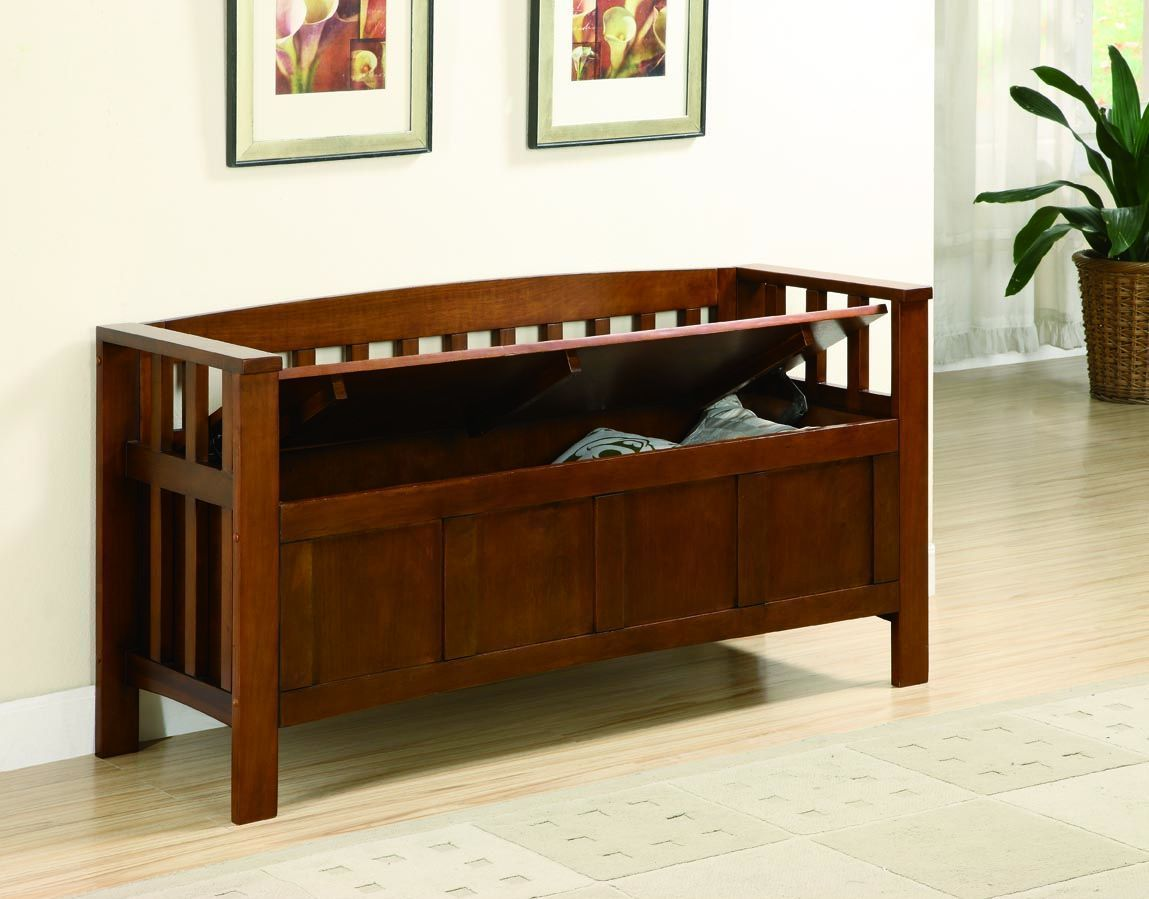 Storage Bench Storage Bench Seating Wooden Storage Bench Indoor Storage Bench