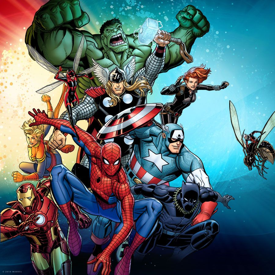 Marvel: Universe of Super Heroes - YouTube