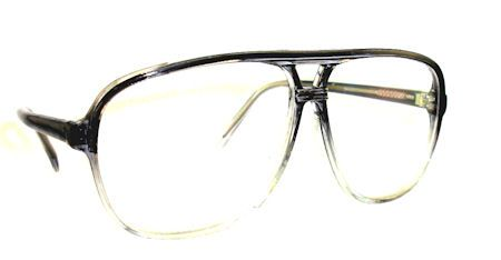 ac3b0cbd4f Cambridge Clear Lens Aviators - 278A Smoke. Find this Pin and more on Aviators  Clear Lens Eyeglass Frames ...