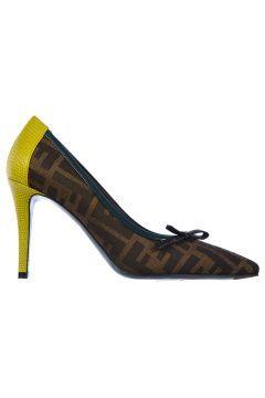 Fendi Bayan Topuklu Ayakkabi Modelleri Ve Fiyatlari Fendi Bayan Topuklu Ayakkabi Satin Al Topuklular Topuklu Ayakkabilar Fendi