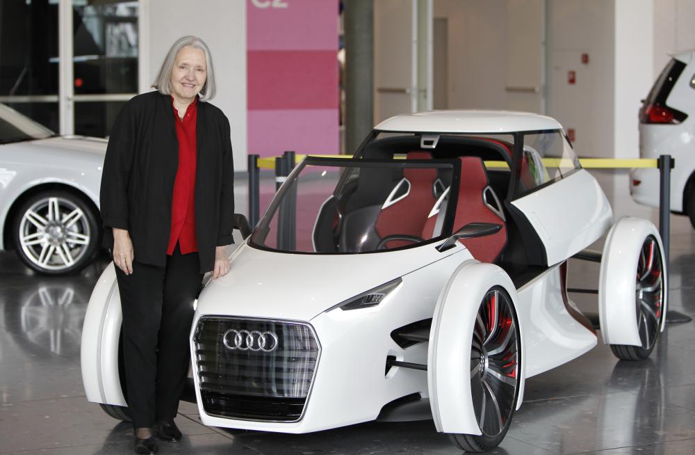 Soziologin Sassen über die Urbanisierung des Autos Audi