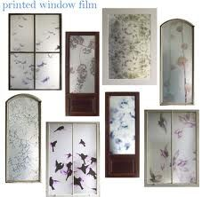 Wallpaper Cover Glass Cabinet Doors Google Search Stained Glass Window Film Window Film Glass Cabinet Doors