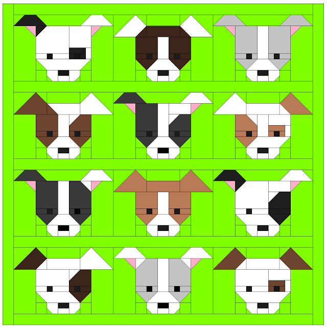 Dog Gone Cute - Quilt Along Kickoff!