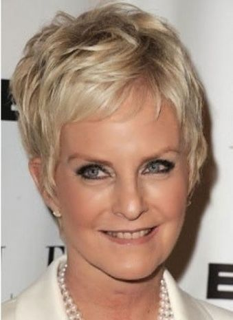 Short Hairstyles For Mature Ladies   Hairstyles Ideas   Pinterest ...