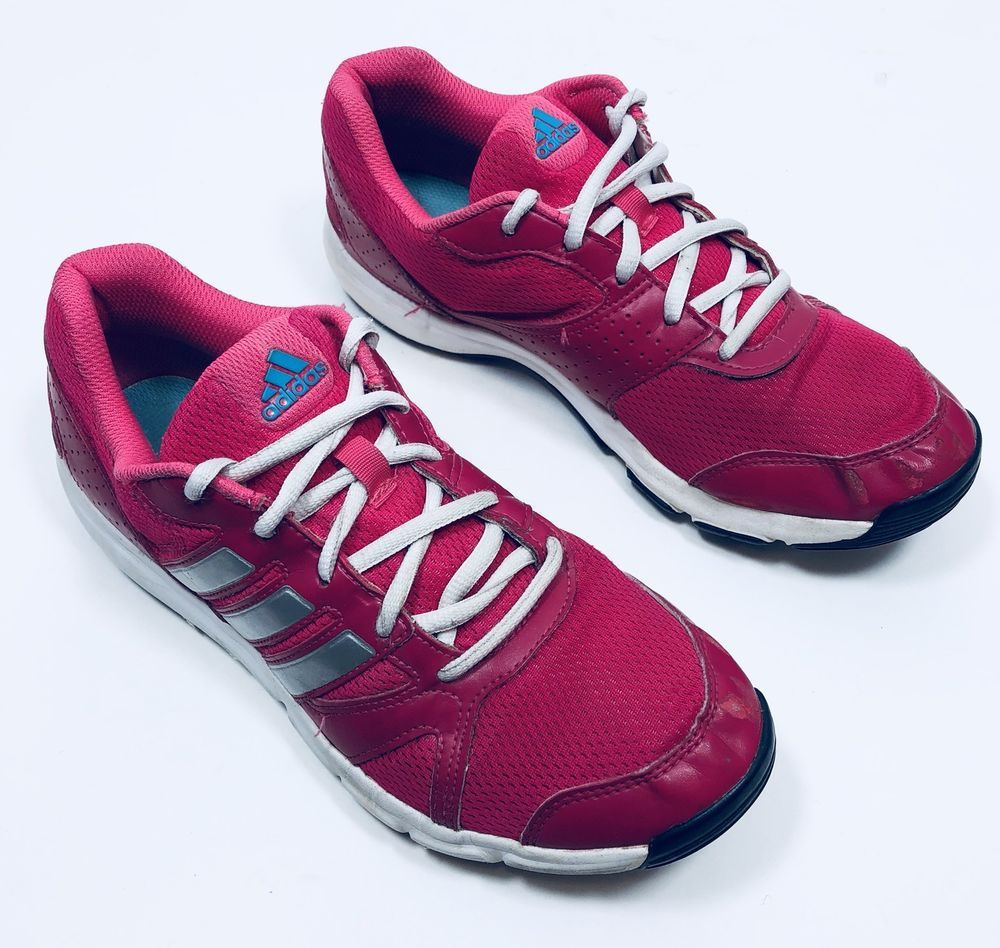 e84207e5b Adidas Women s Sneakers Size 8.5 M Pink Running Shoes PGS789005 Athletic  Shoes