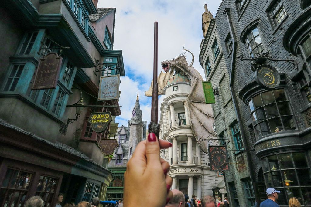 24 Photos To Inspire You To Visit The Wizarding World Of Harry Potter The Blonde Abroad Wizarding World Of Harry Potter Harry Potter Orlando Wizarding World