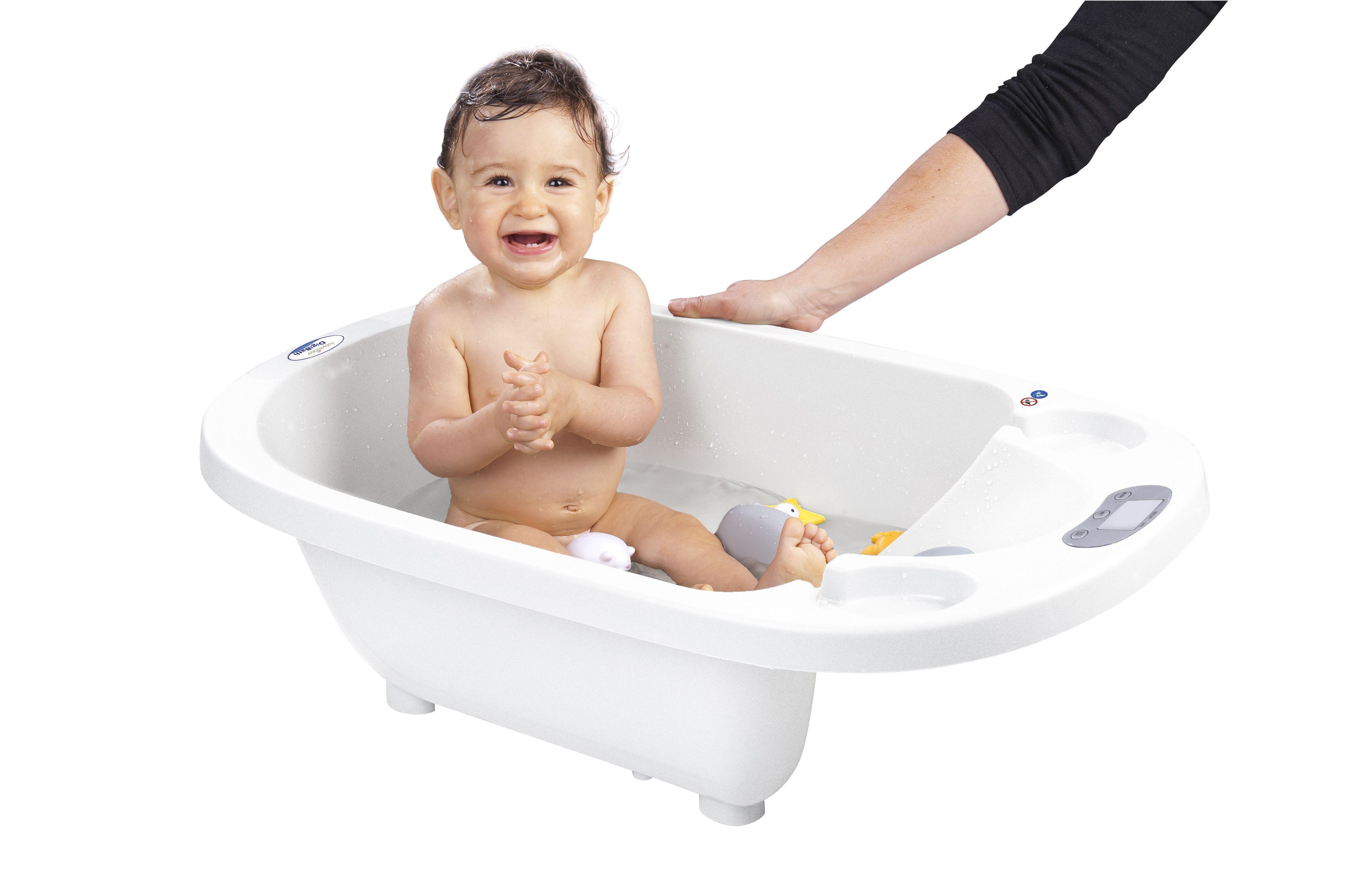 Great babymoov lance pour la rentre un tout nouveau produit digibath la premire baignoire en qui - Baignoire digibath babymoov ...